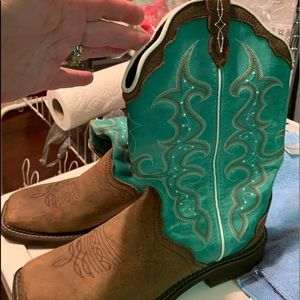 JUSTIN GYPSEY Western Boots